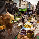 Mae Klong Railway and Market