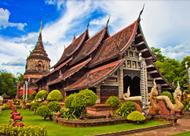 Co navštívit - Chiang Mai