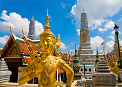 Výlety - Bangkok