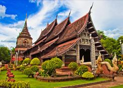 Výlety - Chiang Mai