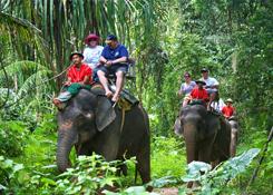 Výlety - Khao Lak