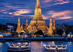 Výlety v Thajsku