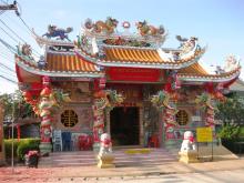Čínský chrám Maenam