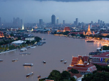 Řeka Chao Phraya