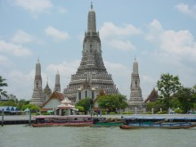 Bangkok na lodi