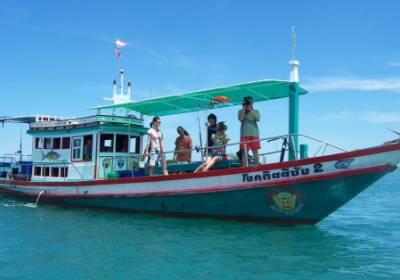 Rybaření Koh Phangan (přes den)