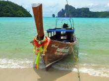 Ao Nang Paradise na luxusní dlouhoocasé lodi