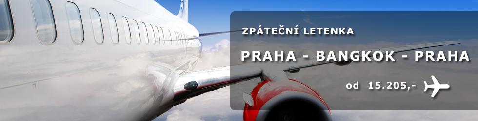 Letenky do Thajska / Letenky Thajsko