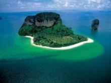 4 ostrovy na rychlo člunu