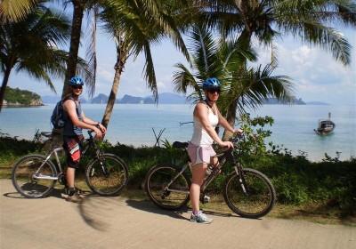 Cyklistika na Yao Island