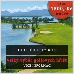 Golf v exotickém Thajsku