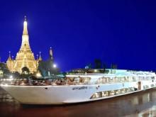Večeře a Cruise na lodi Grand Pearl