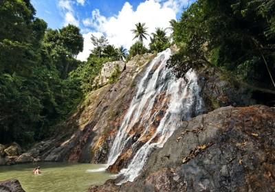 Celodenní Samui Island Tour včetně Samui Aquarium a Tiger Zoo