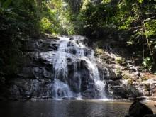 Chong Fah vodopád