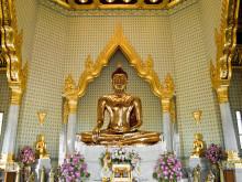 Chrám Wat Traimit (chrám Zlatého Buddhy)