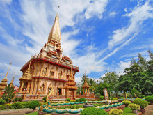 Grand Pagoda phuket