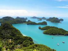 Mořský národní park Ang Thong