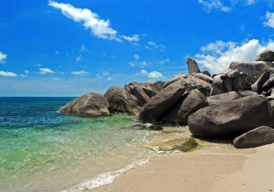 Půldenní Samui Island Tour