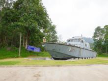 The Tsunami Police Boat 813 Memorial
