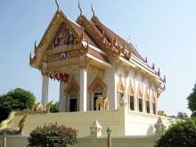 Wat Kunaram s mumifikovaným mnichem