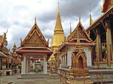 Celodenní výlet do Bangkoku z Pattaya