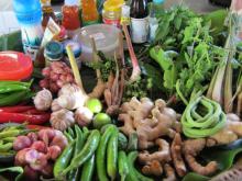 Lekce thajského vaření