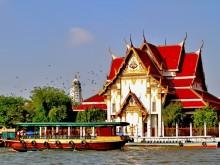 Thonburi Klongs & Grand Palace