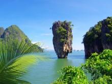 Phang Nga na rychlo člnunu & Kánoje