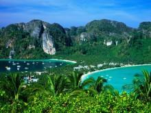 Phi Phi Island Deluxe Plus na rychlo člunu