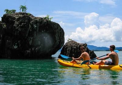 Kayaking v Talabeng & Bubu Mangroves