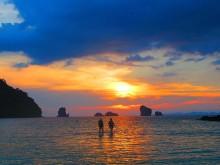 Phi Phi Highlights & Západ slunce na plachetnici