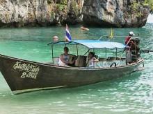 Island Hopping (Hong ostrov) na luxusní dlouhoocasé lodi