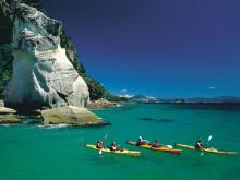 Phang Nga Hong Starlight kánojový výlet na John Gray's mořských kánoích