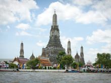 Buddhistický chrám Wat Arun